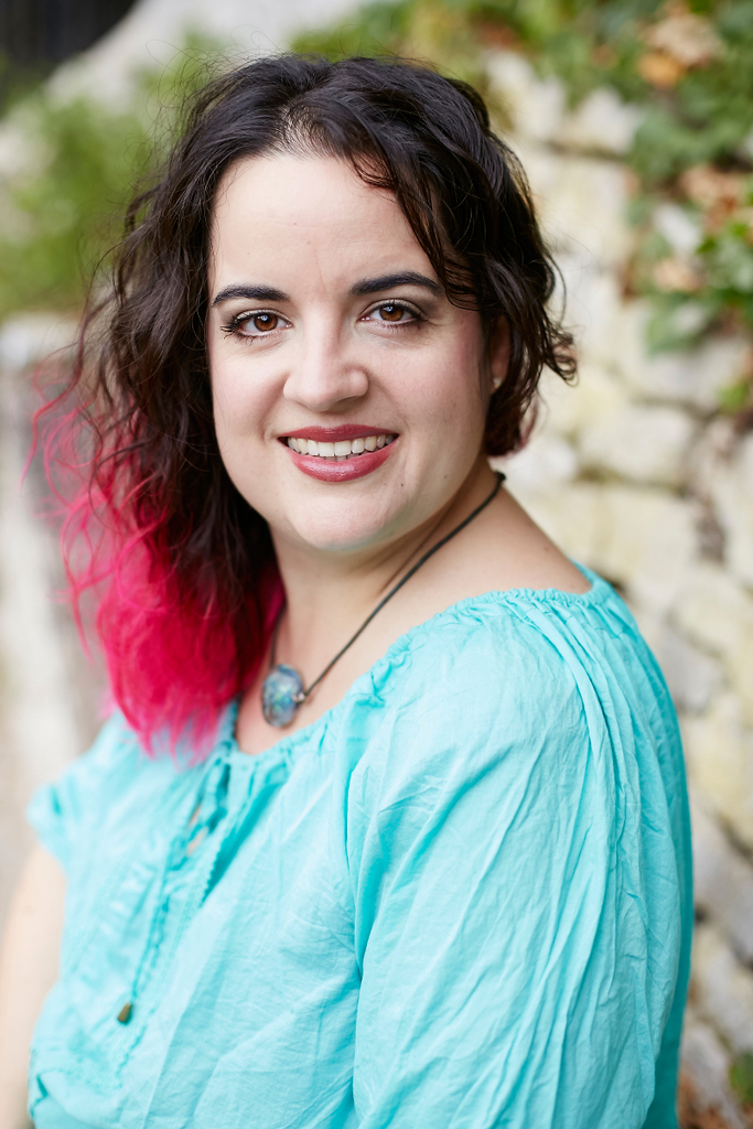 Kristallkind Marisa Schmid