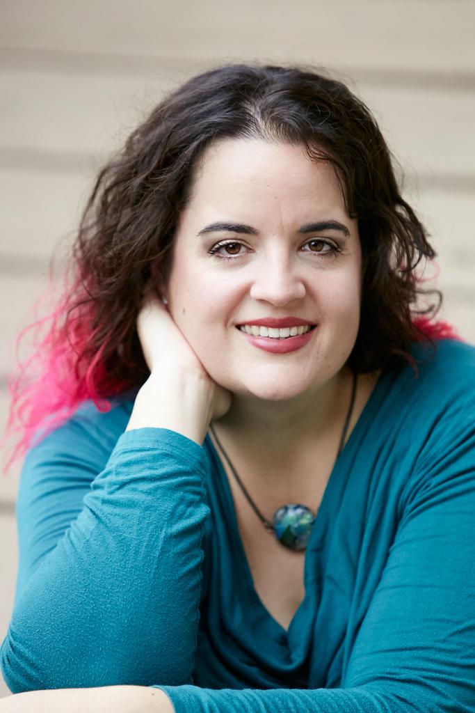 hellsichtiges Medium Marisa Schmid