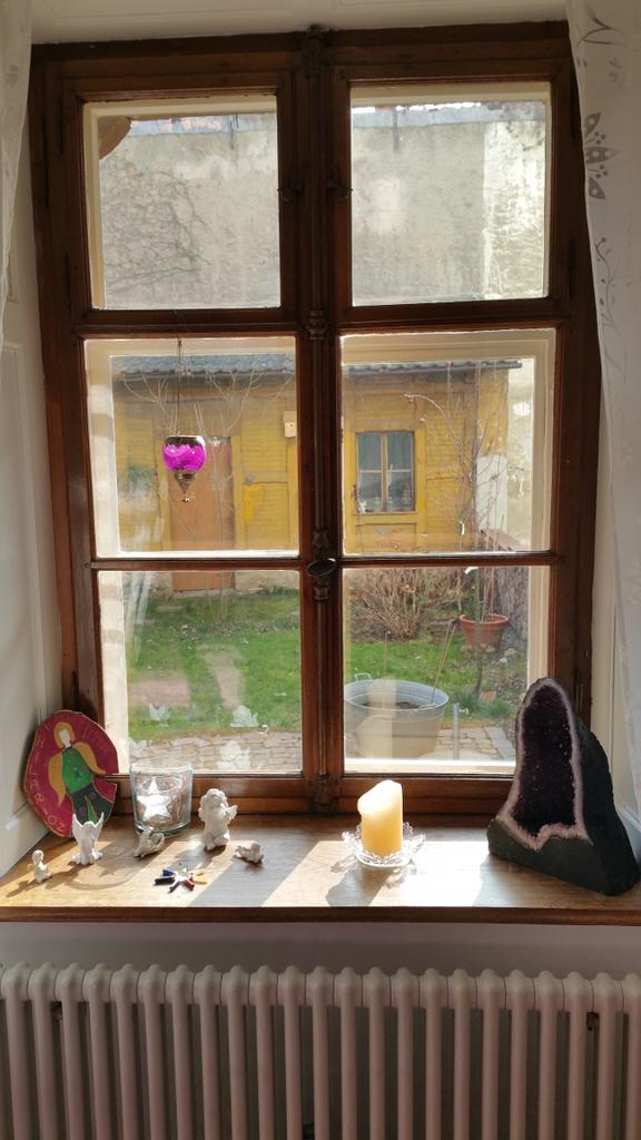Praxis Seelenschimmer Garten