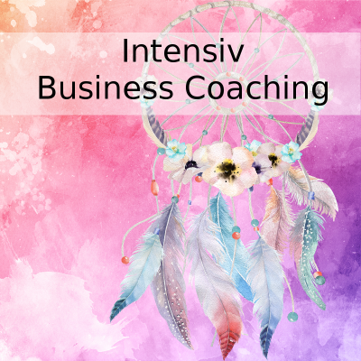 Seelenschimmer, Intensiv Business Coaching