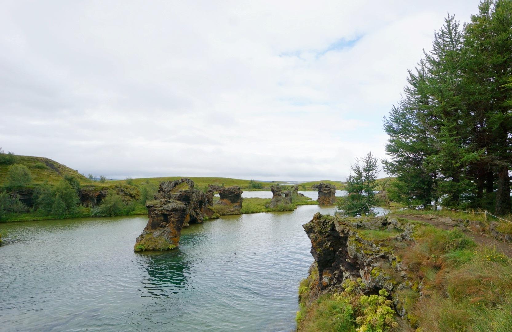 Seelenschimmer, Island