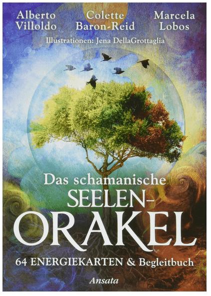 Seelenschimmer, Orakel-Karten