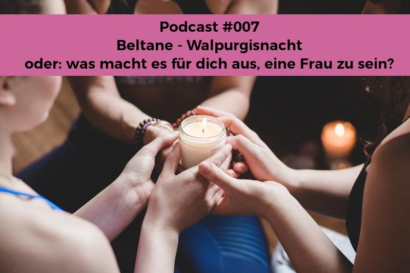 Seelenschimmer, Walpurigsnacht