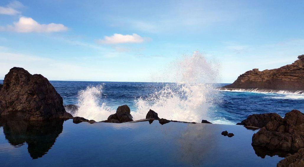 Seelenschimmer, Madeira, Porto Moniz