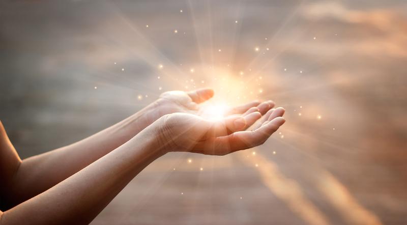 Seelenschimmer, Geistige Führung