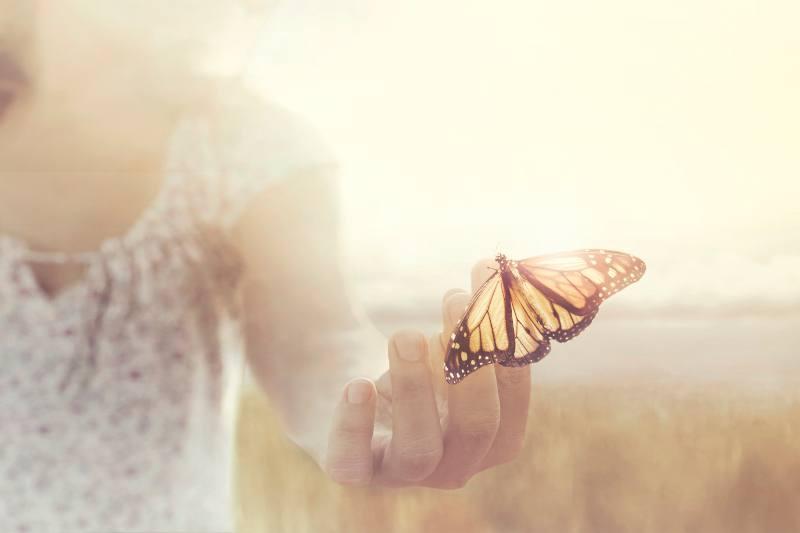 Seelenschimmer, Spirituelle Transformation