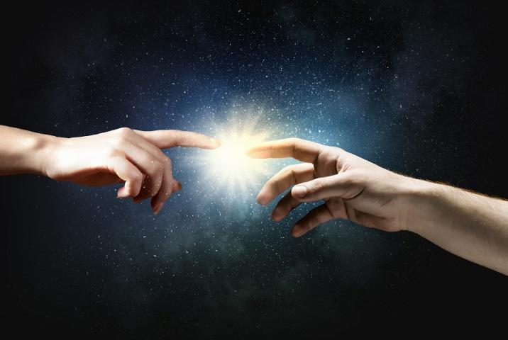 Seelenschimmer, Im Gespräch mit dem Geistführer